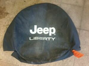 02 03 04 05 06 07 Jeep Liberty Spare Tire Cover 566213