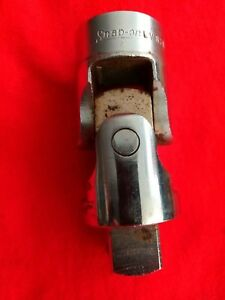 Snap On 3 4 Drive 3 7 8 Friction Ball Universal Joint Lv82