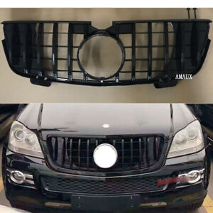 For Mercedes Benz X164 Gl Class 2007 12 Grille Gl320 Gl350 Gl450 Grill Gt Grill