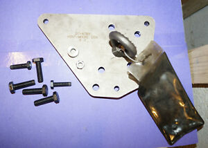 Kent moore Dt 47811 Gm 6t70 Transaxle Lift Plate