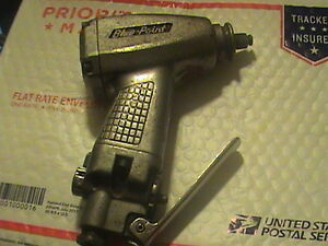 Blue Point 3 8 Drive Pneumatic Impact Wrench