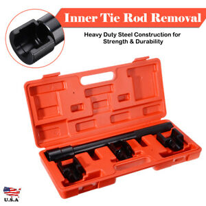 New Auto Inner Tie Rod Removal Removal Installation Tool Set Dual Tie Rod Tools