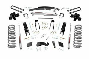 Rough Country 5 Lift Kit Fits 2000 2002 Dodge Ram 2500 4wd Suspension System
