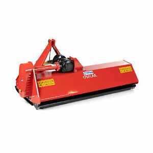 Titan Flail Mower 68 3 Point Pto Tractor Attachment Heavy Duty Cutting