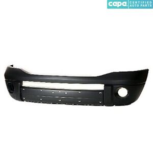 New Front Bumper Cover Fits 2006 2009 Dodge Ram 2500 Ch1000872c Capa