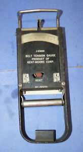 Kent moore J 23600 Chevy Oem Belt Tension Gauge