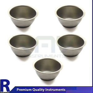 Dental Clinic Laboratory Surgical Implant Bone Mixing Bowl Medicine Cups Hygiene