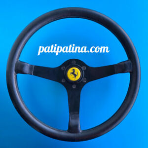 Ferrari 208 308 328 365 512 Gts Gt4 Bb Steering Wheel 365mm Original By Momo