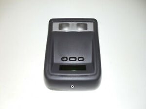 03 11 Crown Victoria Overhead Console W Map Lights Compass Dark Charcoal Oem