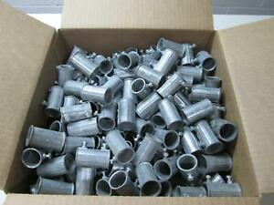 Lot Of 740 Electrical Cable Conduit Clamp Connectors T53378