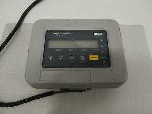 Weigh tronix Wt 125 Scale Head T63741