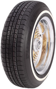 Suretrac White Wall Tire Power Touring 175 70r14 0 7 Inch White Wall Each