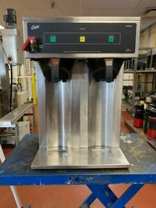 Wilbur Curtis Twin Airport Brewers D1000ap 12 Coffee Maker