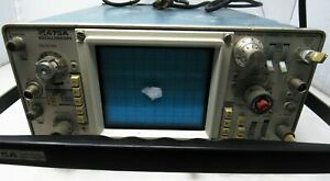 Tektronix 475a Dm44 250mhz 2ch Oscilloscope for Parts Or Repair