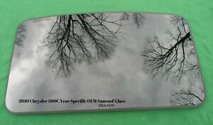 2010 Chrysler 300c Year Specific Oem Sunroof Glass Panel Free Shipping