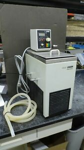 B Lauda Rm6 b Refrigerated heated 5 Liter Water Bath Recirculating Chiller