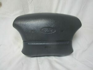 Ford Crown Victoria Driver Side Airbag Steering Wheel Left 96 97 1996 1997 Blue