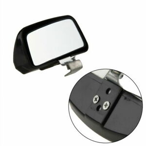 Car Exterior Rear View Blind Spot Side Mirror Wide Angle Driving Safety