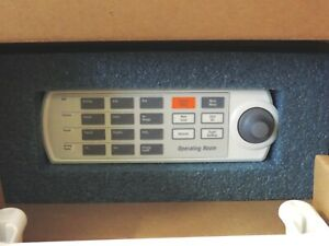 Ge Medical Solar 8000i 8000m Or Patient Monitor Keypad W Holster