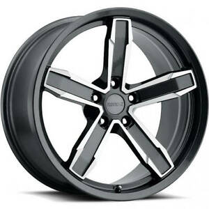 4 20x11 Grey Wheel Factory Reproductions Z10 Iroc Z Camaro Wheels 5x120 43