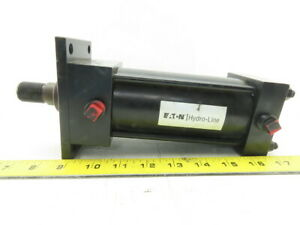 Eaton Hydro Line Pneumatic Air Cylinder 2 1 2 Bore 4 Stroke