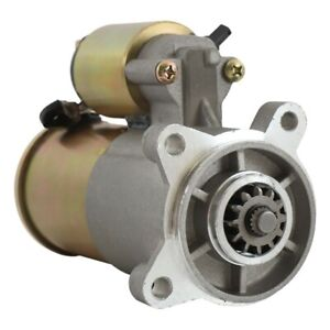 Starter For 4 6l 5 4l Ford Expedition 1999 2000 2001 2002 2003 2004 2005 2006