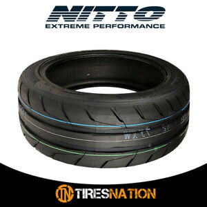 1 New Nitto Nt05 275 40 20 106w Max Performance Tire