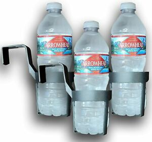 3 X Universal Car Truck Drink Water Cup Bottle Soda Can Holder Door Mount Stand