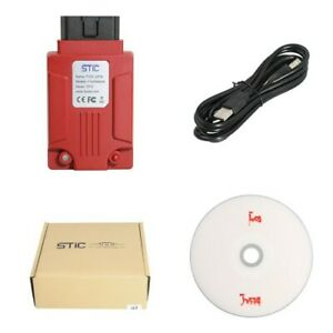 Fvdi J2534 Auto Compatible Diagnostic Tool Key Programmer For Mazda Ford Ids Vcm