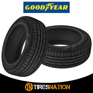 2 New Goodyear Assurance Fuel Max 225 55 16 95h All Season Traction Tire