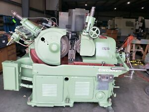 Cincinnati 2ea Centerless Grinder Excellent Condition