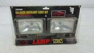Oe Lamp Series Halogen Auxiliary Light Kit 37349 55w Fog Lamp Nip Truck Car Nos
