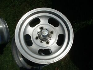 13 X 5 5 Us Indy Slotted Mag Wheel Old School Slot Vintage 4x110mm Mazda Rx7
