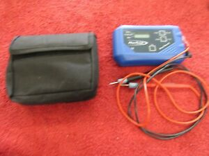 Blue Point Amp Hound Test Leads Tool Pouch