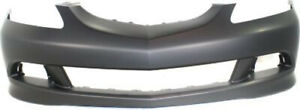 Primed Front Bumper Cover Replacement For 2005 2006 Acura Rsx