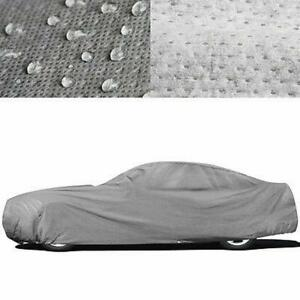 New Snowwinddust Resistant Waterproof Outdoor Full Peva Car Cover L Size Fits 2012 Camaro