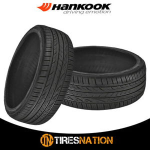 2 New Hankook Ventus S1 Noble2 H452 255 40 18 95w Ultra High Performance Tire