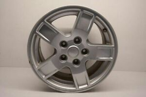 2005 2007 Jeep Grand Cherokee Wheel 17x7 1 2 Aluminum Laredo