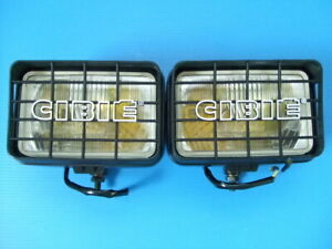 Then Thing Cibie H4 Valve Angle Lecta Light Fog Lights Driving Lamp Old Car