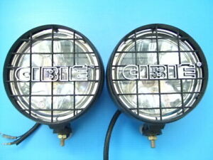 Then Thing Second Hand Cibie Sc Oscar Lamp Old Car Cornering Driving Fog Lights