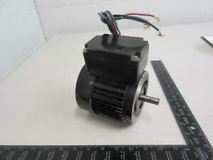 Bodine Electric 42y3bfpp Q0375031 Small Motor 240 V 3 Ph 1 6 Hp 1700 Rpm T9