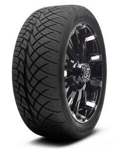 2 New Nitto Nt420s 120h Tires 3055020 305 50 20 30550r20