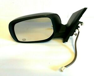 09 13 Toyota Corolla Driver Right Side View Mirror Oem