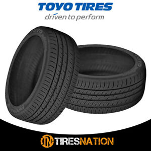 2 New Toyo Proxes 4 Plus P205 55r16 89h Tires