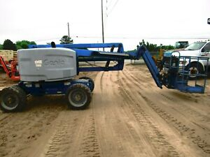 2013 Genie Z45 25j 45 Articulating Manlift