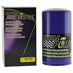 Royal Purple 40 780 Extended Life Premium Oil Filter