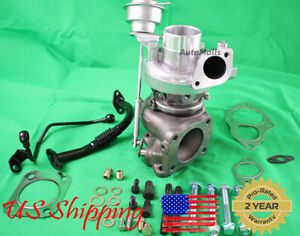 Turbo Turbocharger For Td05 16g Mitsubishi Eclipse galant Talon 2 0dohc 4g63