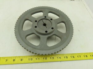 Browning 72l050sd Timing Pulley 72 Tooth W 1 2 Sd Bushing