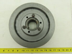5v902 2 Groove Sheave Pulley W 1 15 16 Sk Bushing 2750rpm Max