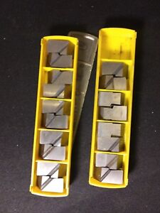 New Kennametal Top Notch Dwg 218770r01 K68 Carbide Inserts 18 Inserts